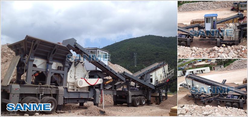 建筑laji再liyong生产线